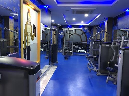 Mavi DÜNYA spor salonu