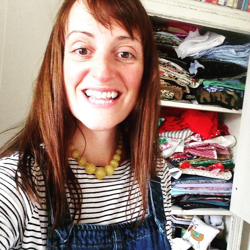 Joanna Payne from Adventures & Tea Parties
