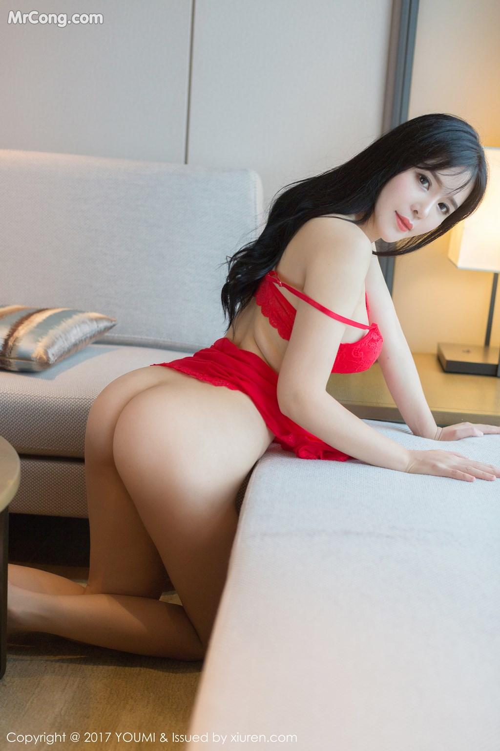 Image YouMi-Vol.064-Liu-Yu-Er-MrCong.com-024 in post YouMi Vol.064: Người mẫu Liu Yu Er (刘钰儿) (46 ảnh)