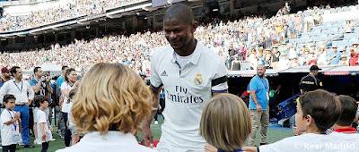 Julio César, nuevo embajador la Fundación Real Madrid