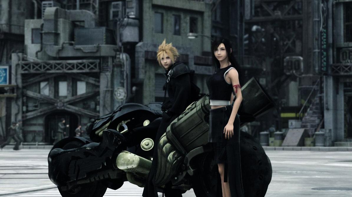 phim Final Fantasy VII: Advent Children