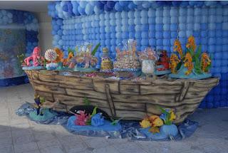 Festa Jonas e a Baleia