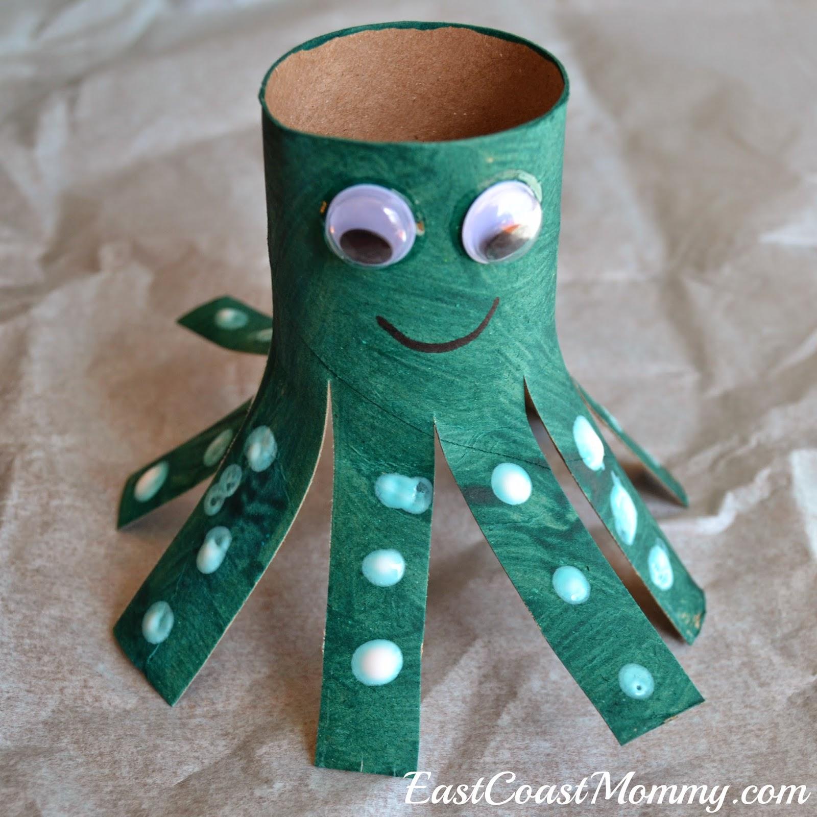 Make Construction Paper Crafts Kids