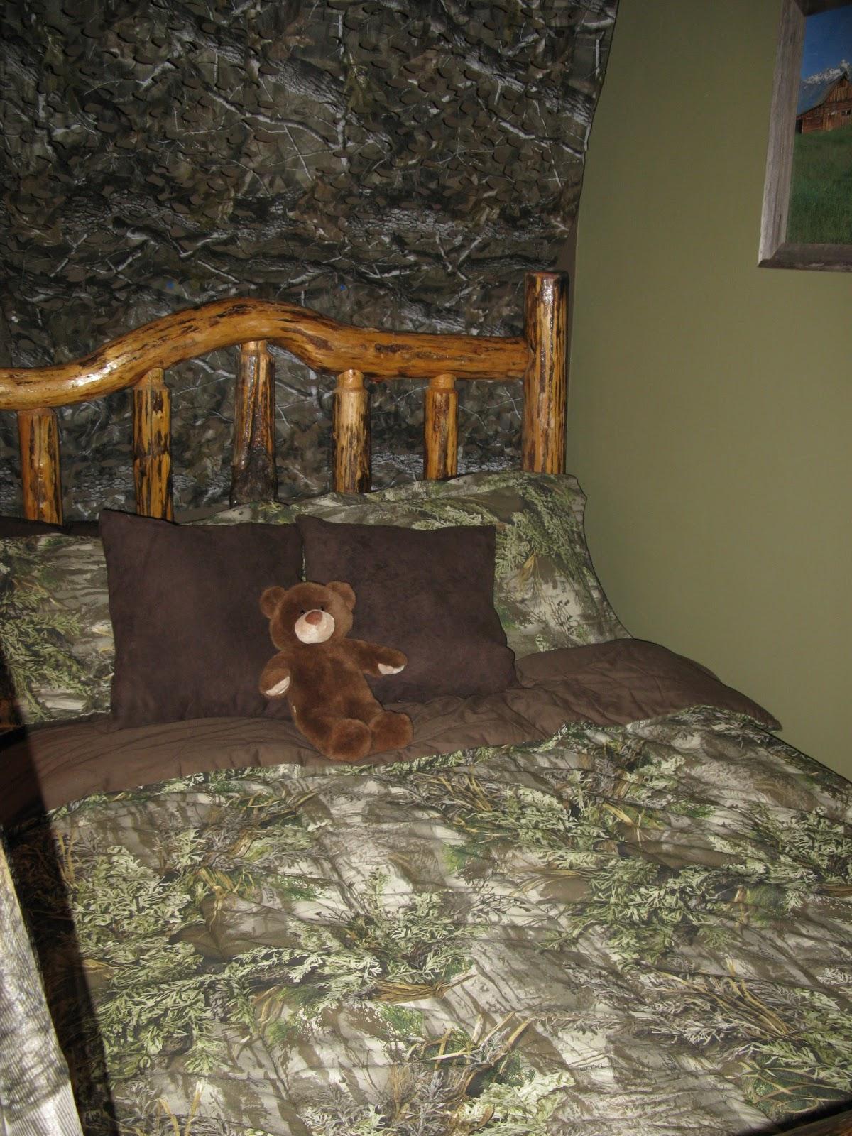 hunting bedroom ideas - Hunting Bedroom Decor