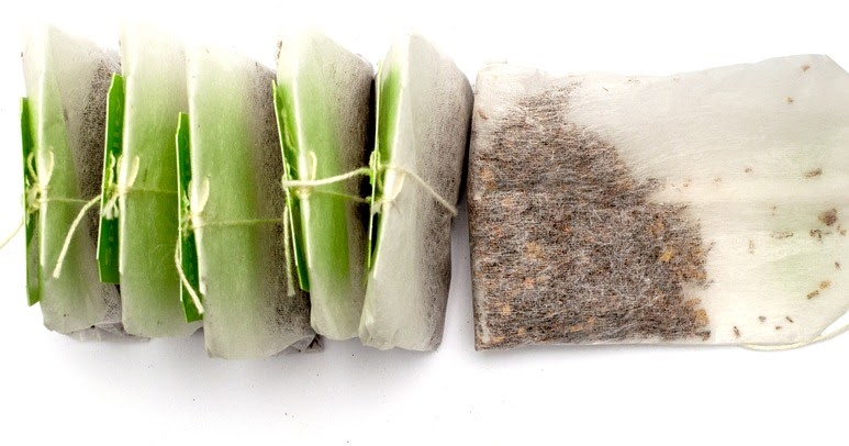 How to get rid of Dark Circles with the help of Old Green Tea Bags!