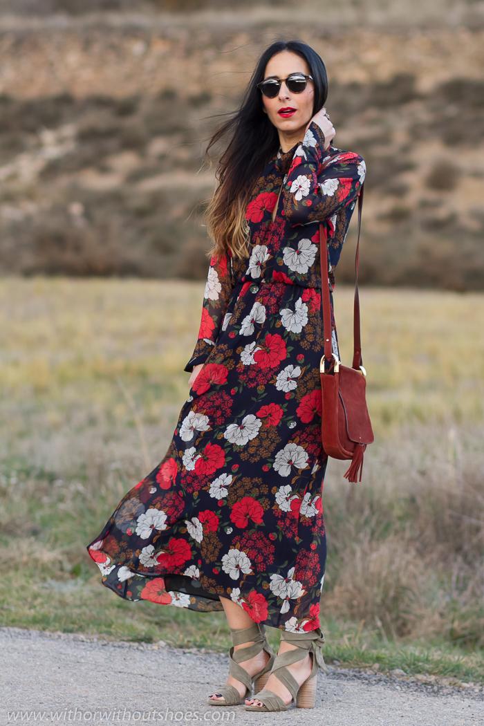 Blogger valenciana de moda estilo belleza con ideas de looks en la calle streetstyle