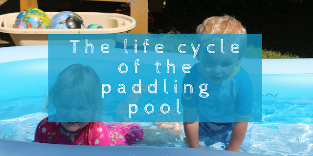 The heat is on: The life cycle of a paddling pool - how to care for yours