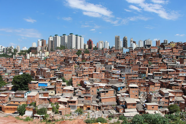 What does Big Data tell us about the way people move around Brazil's favelas?
