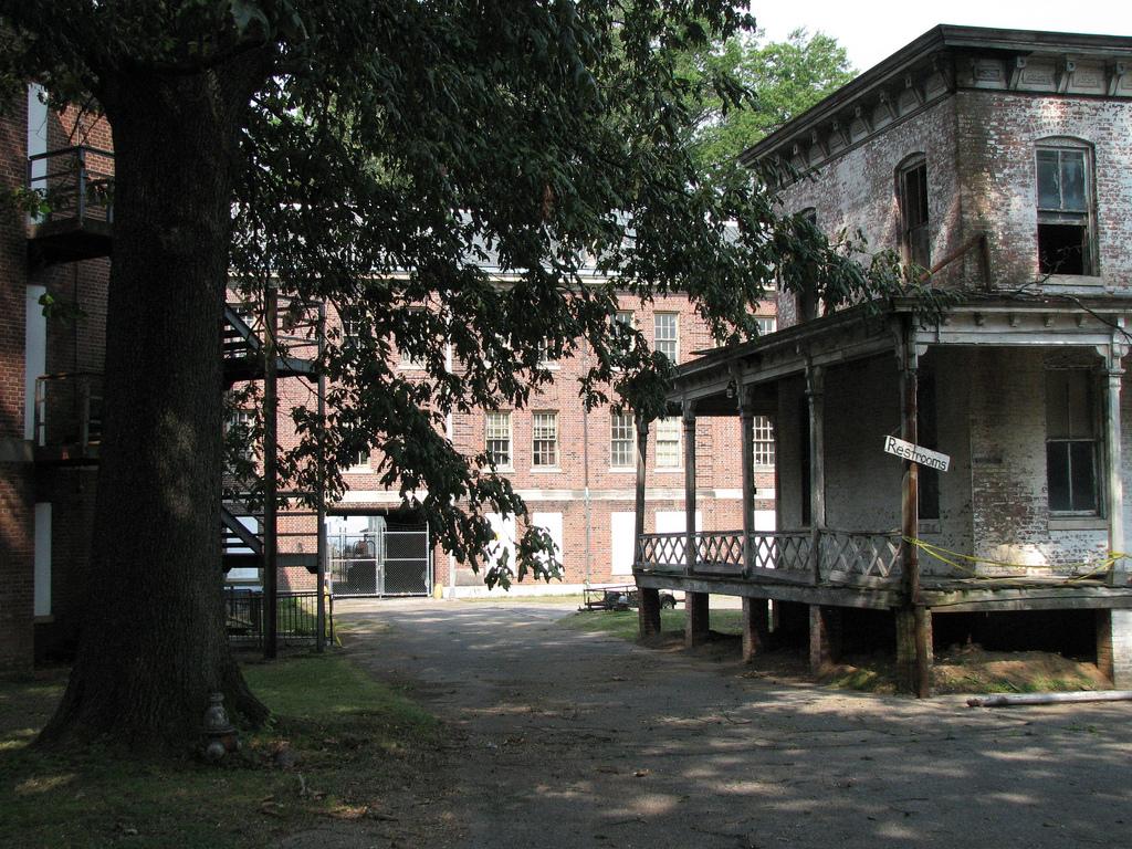 Abandoned Buildings Memphis