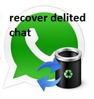 Recover Deleted Chat of whatsapp or save for log time