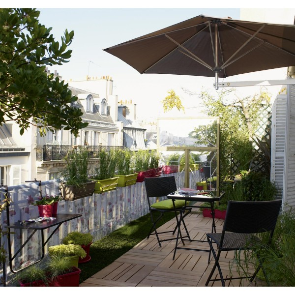 Awesome Parasol With Grand Parasol Terrasse. Elegant ...
