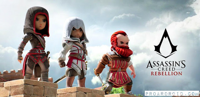 Assassin's Creed Rebellion مهكرة
