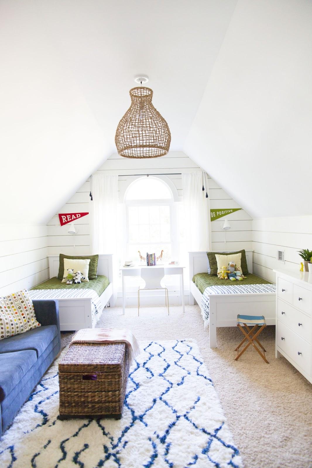 How I Chose A Rug For My Boys Room Design Post Interiors