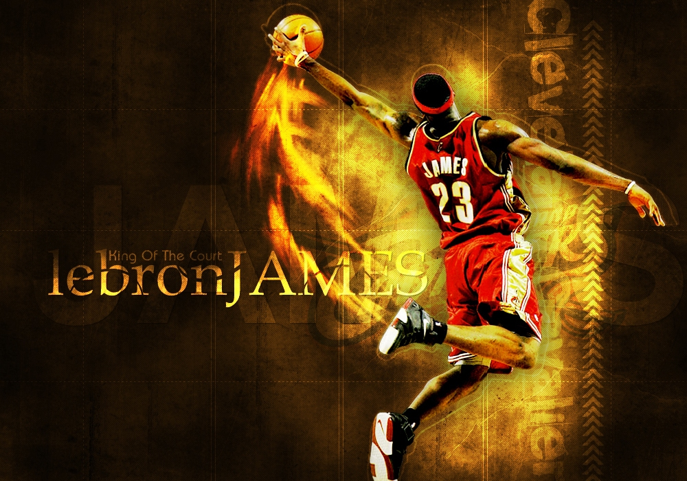 Lebron James Basketball Wallpapers HD | Top HD Wallpapers