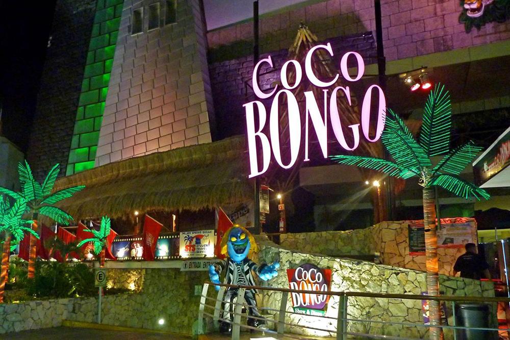 divertimenti Cancun