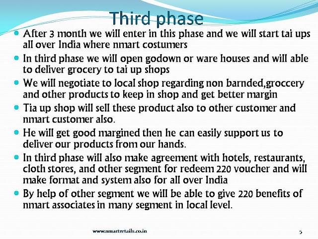 nmart new business plan