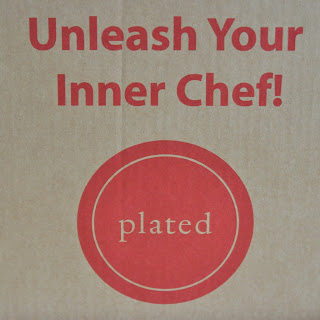 Outside of Plated Box | Taste As You Go