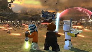 LEGO Star Wars III The Clone Wars (PC)