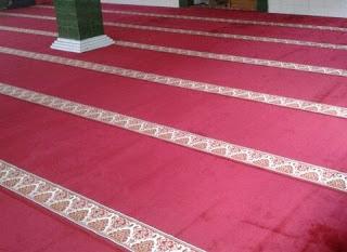 Pusat Karpet Masjid di Blitar
