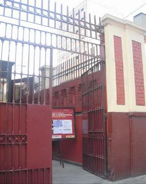 Museo de Antropología y Arqueología de la Universidad Nacional Federico Villarreal