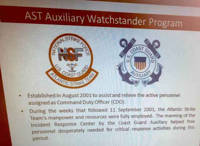 AST Auxiliary Watchstander Program