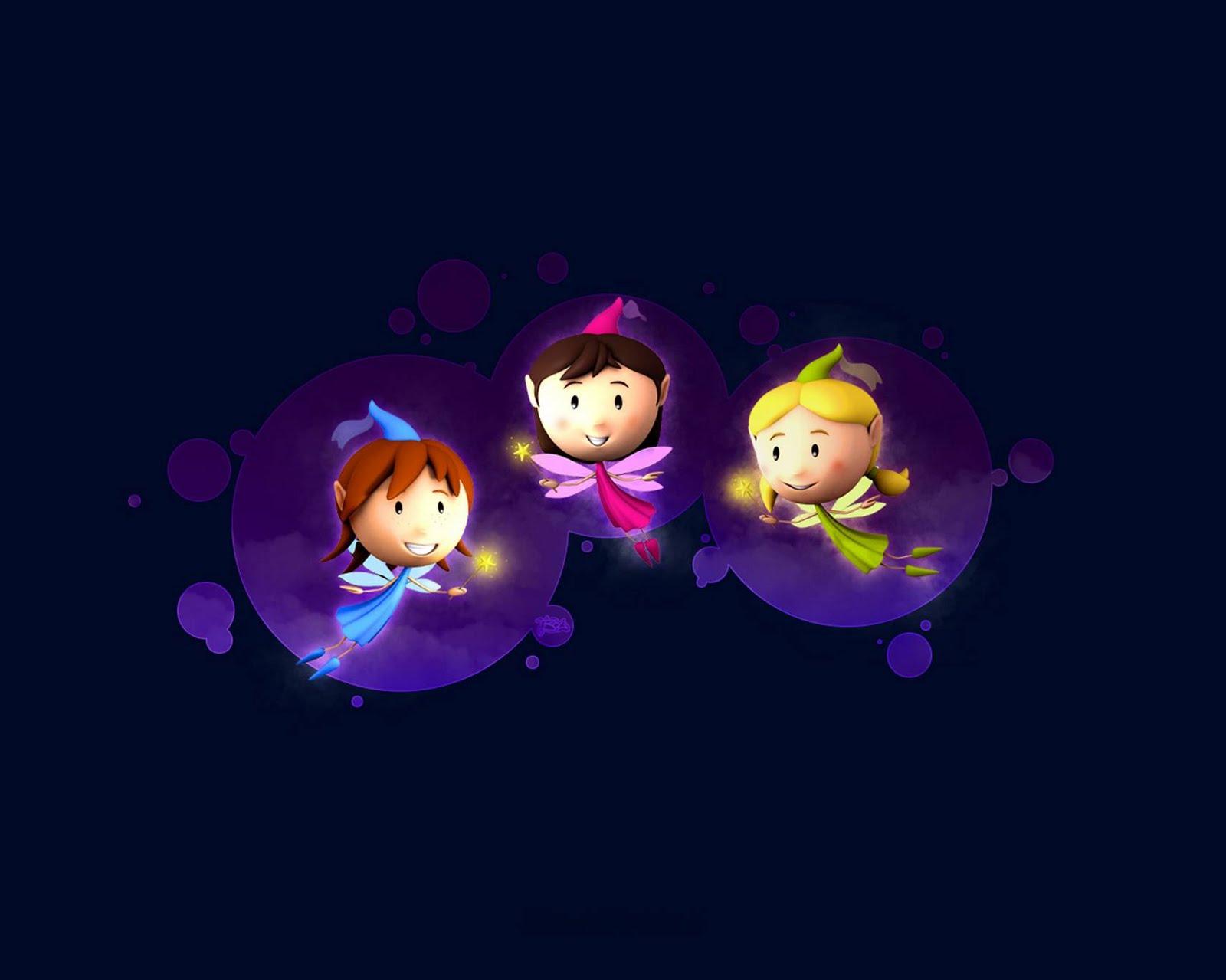 Free Desktop Wallpapers Backgrounds 3d Cartoon Wallpapers 3d