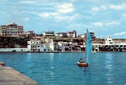 Mahón (Menorca).