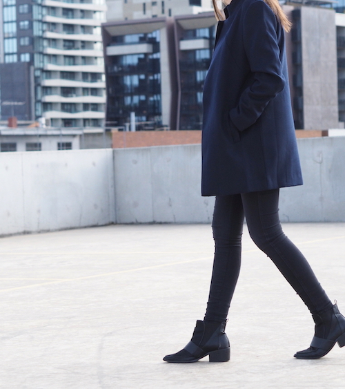 melbourne minimal fashion blogger