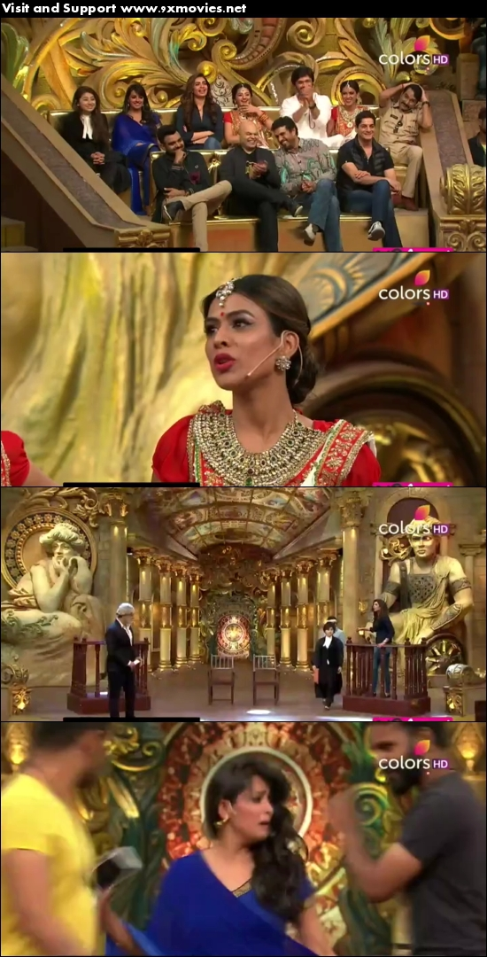 Comedy Nights Bachao 18 Dec 2016 HDTV 480p