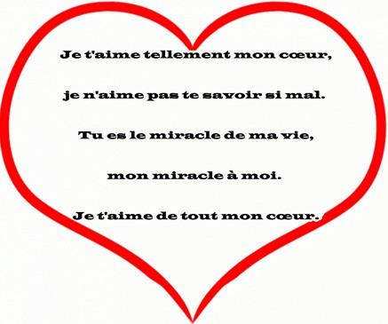 Texte D Amour Pour Lui Poèmes Et Textes Damour