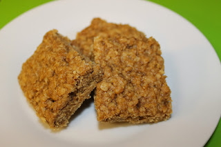 fruity vegan cereal bars