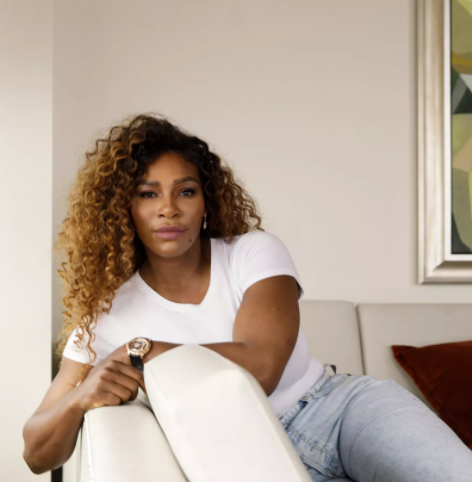 Serena Williams explains why she chose to marry a White man