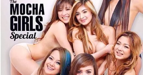 Hot mocha girls nude