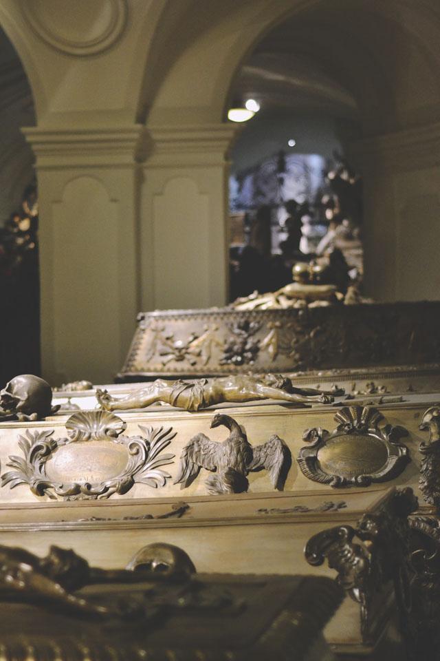 Kapuziner Crypt Vienna