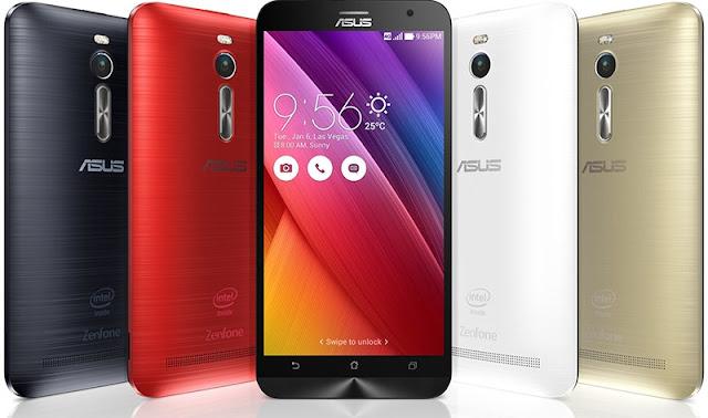 Harga Asus Zenfone 2, Spesifikasi RAM 4GB