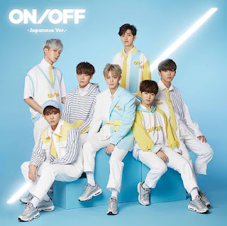 onf debut japon on/off