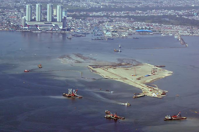 Kondisi Laut Semakin Baik Setelah Reklamasi Pulau G Berhenti