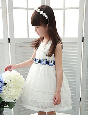 Vestidos de gala para niñas Bonitos