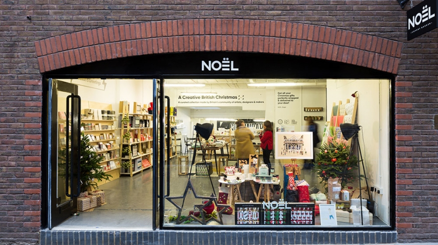 covent gardens christmas pop up store nol will be running a fun collage making workshop for parents and children particularly toddlers to 6 years old - Noel Christmas Store