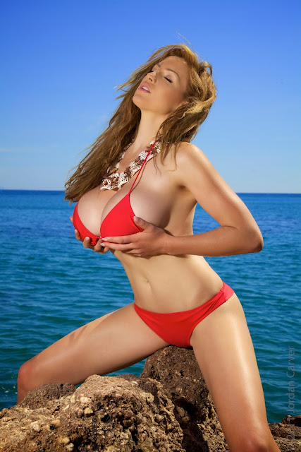 Jordan-Carver-red-bikini-hd-hot-sexy-photo-11
