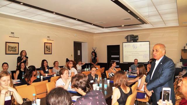 Η πρωτοβουλία της Ποντιακής Νεολαίας για την Ελληνική γλώσσα συνεχίζεται στη Ρωσία