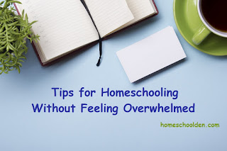 http://homeschoolden.com/avoid-homeschool-overwhelmed/