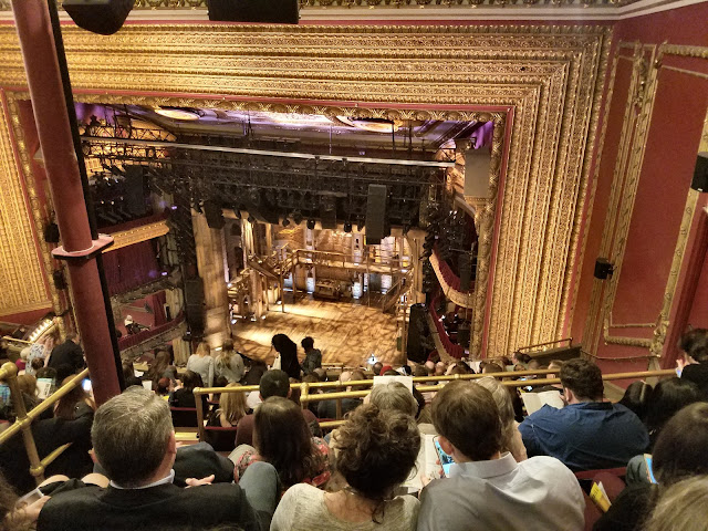 Hamilton Chicago, Broadway in Chicago, Privatebank Theatre
