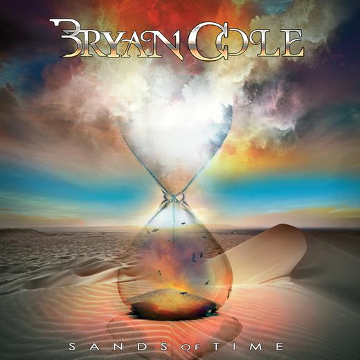 BRYAN COLE - Sands Of Time (2016) full