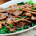 Oyster Beef With Chinese Broccoli Recipe