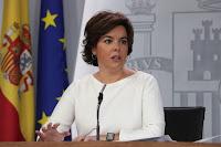 Soraya Sáenz de Santamaría, gobierno, españa, partido popular
