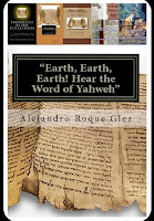Earth, Earth, Earth! Hear the Word of Yahweh at Alejandro's Libros.