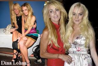 Dina Lohan comparte con su hija