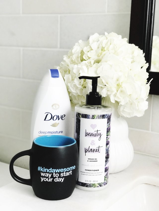 love beauty planet shampoo