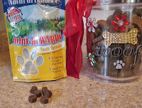 Natural Balance Mini Rewards dog treats have only 5 calories each!